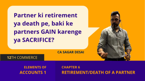 Chapter 6: Retirement/Death of Partner