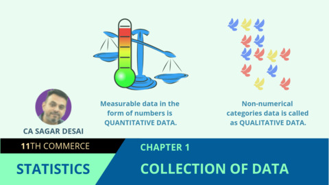 Chapter 1: Collection of Data