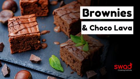 Brownies & Choco Lava