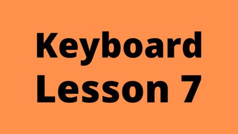 Keyboard Lesson 7: Laya (tempo) and beats