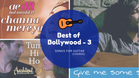 Best of Bollywood (3) : Chords