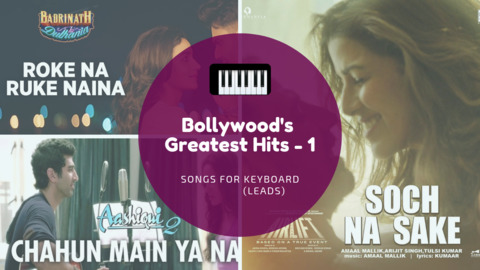 Bollywood's Greatest Hits (1) : Leads