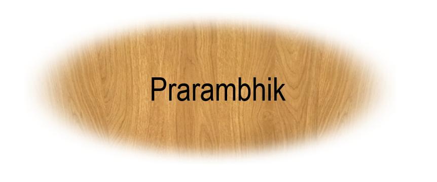 Exam Package - 1 (Prarambhik)