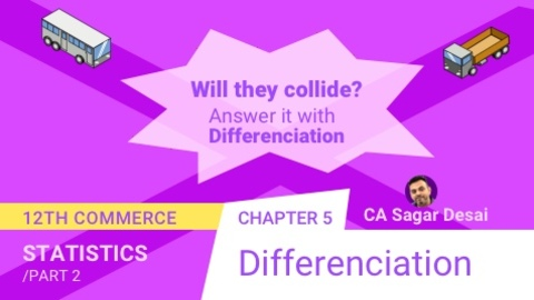 Chapter 5: Differentiation