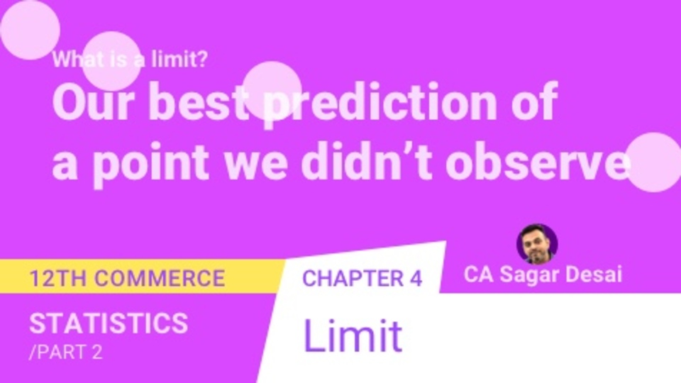 Chapter 4: Limits