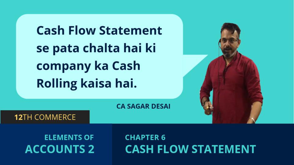 Chapter 6: Cash Flow Statement