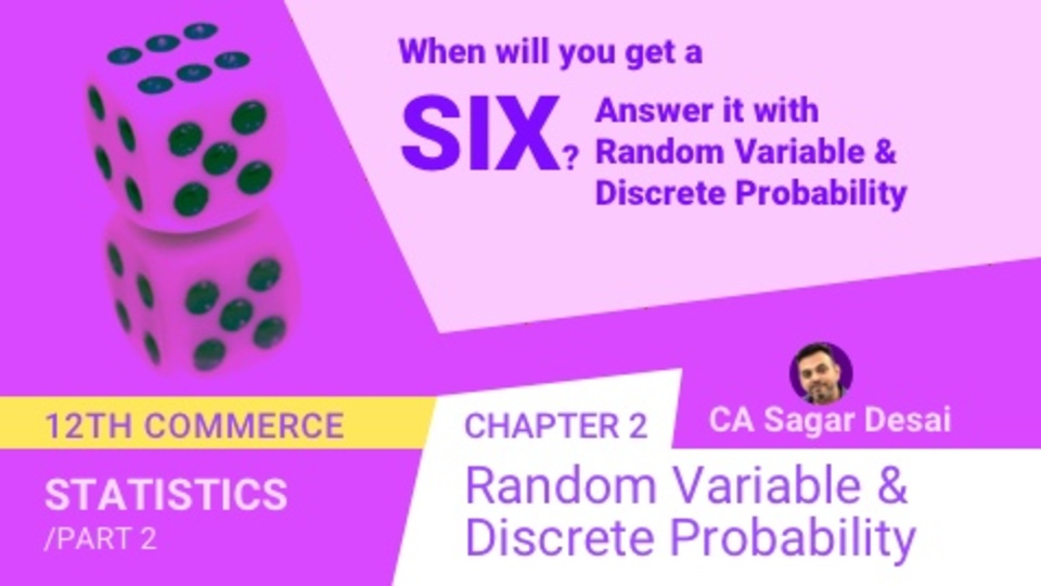 Chapter 2: Random Variable and Discrete Probability Distribution