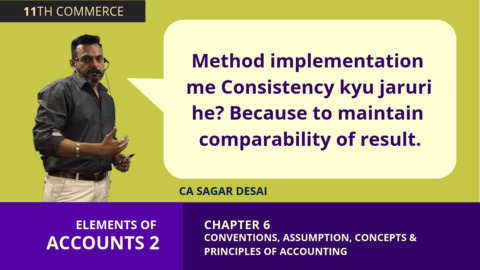 Chapter 6: Accounting Concepts