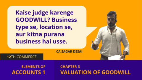 Chapter 3: Valuation of Goodwill