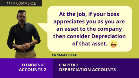 Chapter 2: Depreciation