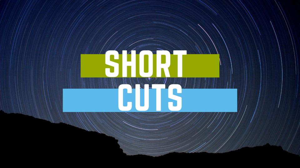 OCM - SHORT CUTS