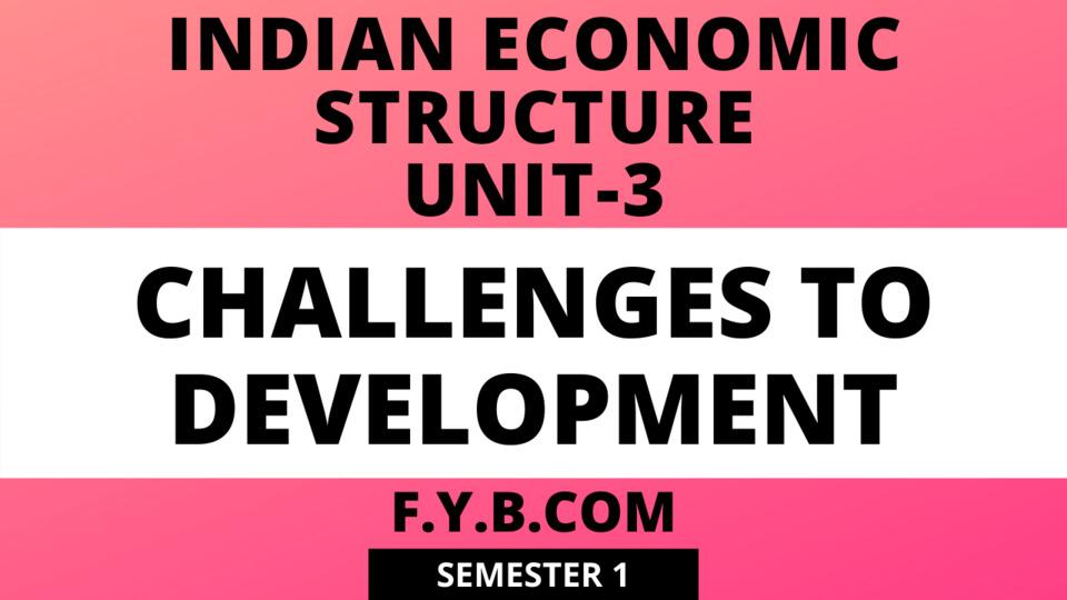 Unit-3 Changes to Development