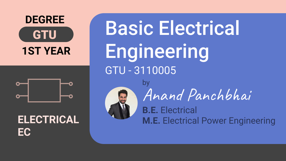 Basic Electrical Engineering (B.E.E)