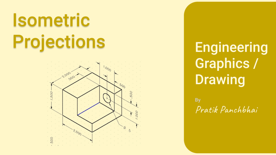 Isometric Projections