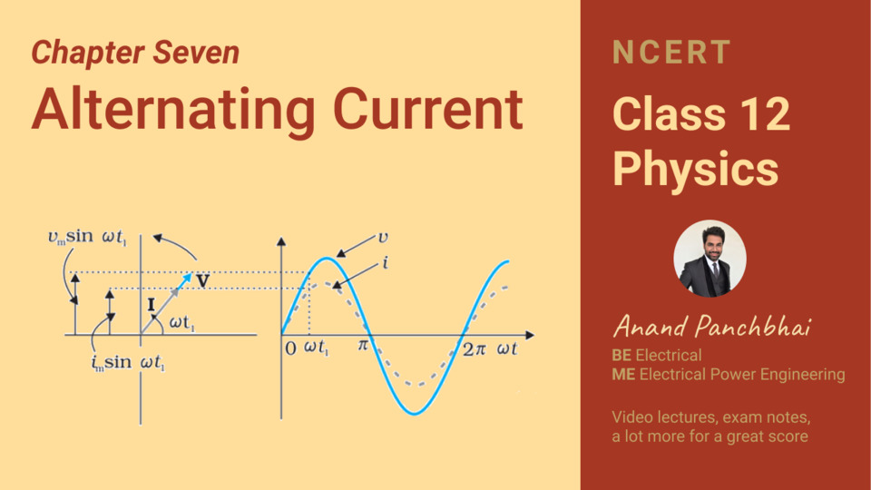 Chapter 07: Alternating Current