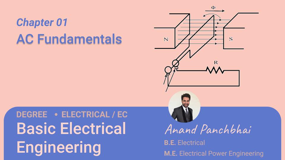Chapter 01: AC Fundamentals