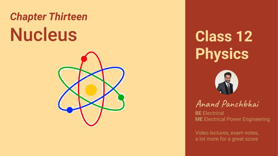 Ch 13 Nucleus