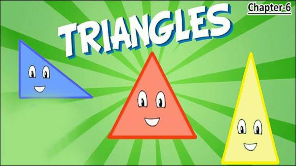 Ch 6 Triangles
