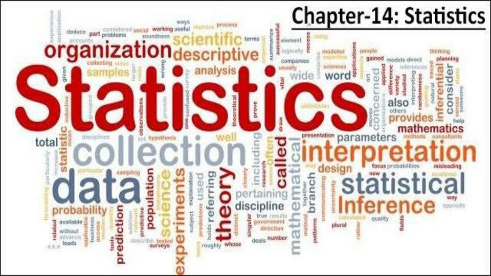 Ch 14 Statistics