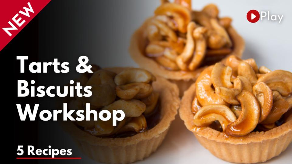 Tarts & Biscuits Workshop