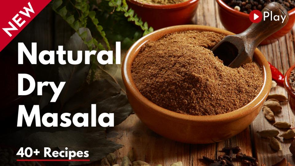 Natural Dry Masala