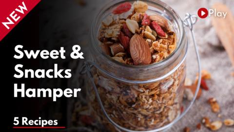 Sweet & Snacks Hamper Workshop