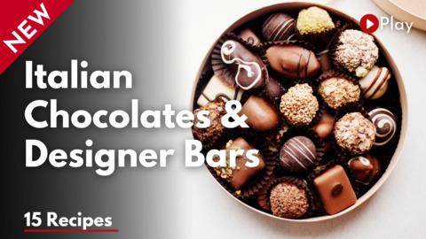 Italian Chocolates & Designer Bars
