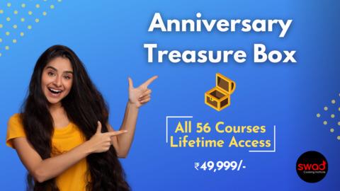 Anniversary Treasure Box (Lifetime Access ~ 56 Courses)