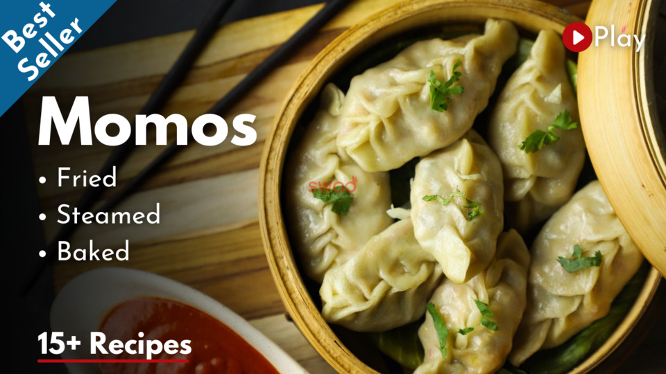Momos & Dumplings Masterclass (Fried, Steamed & Baked)