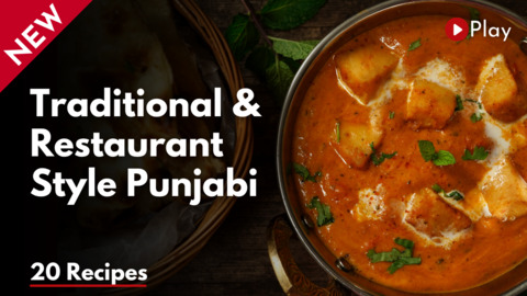 Traditional & Restaurant Style Punjabi