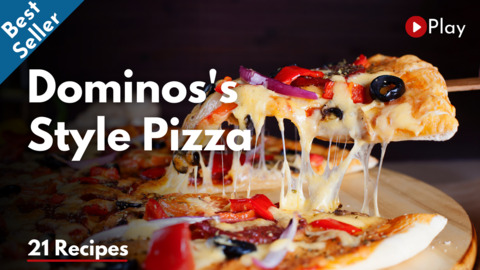 Domino's Style Pizza (Best Pizza Class Online)