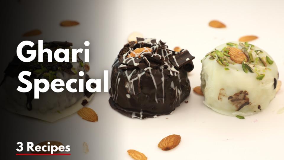 3 types of Ghari (Surat Special)