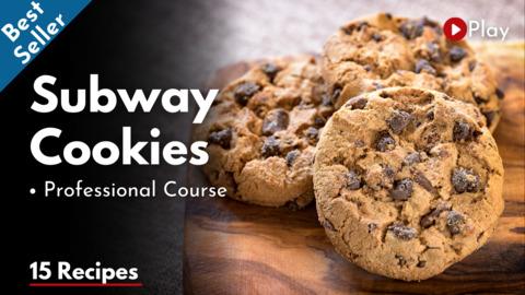 Professional & Subway Cookies