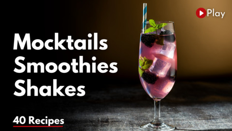 Mocktails & Smoothies