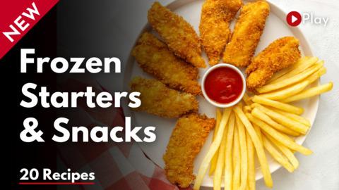 Frozen Starters & Snacks
