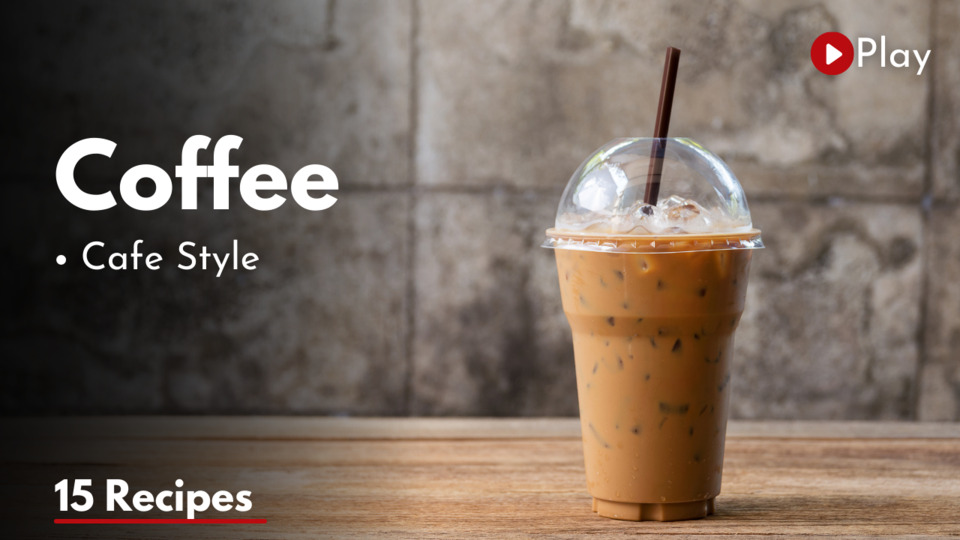Cafe Style Coffee Workshop