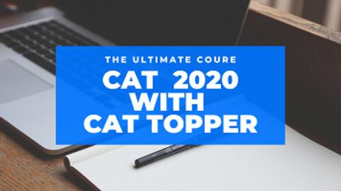 CAT 2020 Intensive Online