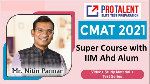 CMAT 2021 Super Course