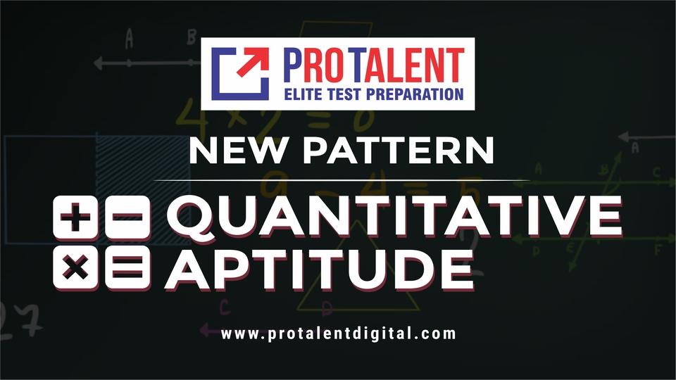 Quantitative Techniques for CLAT