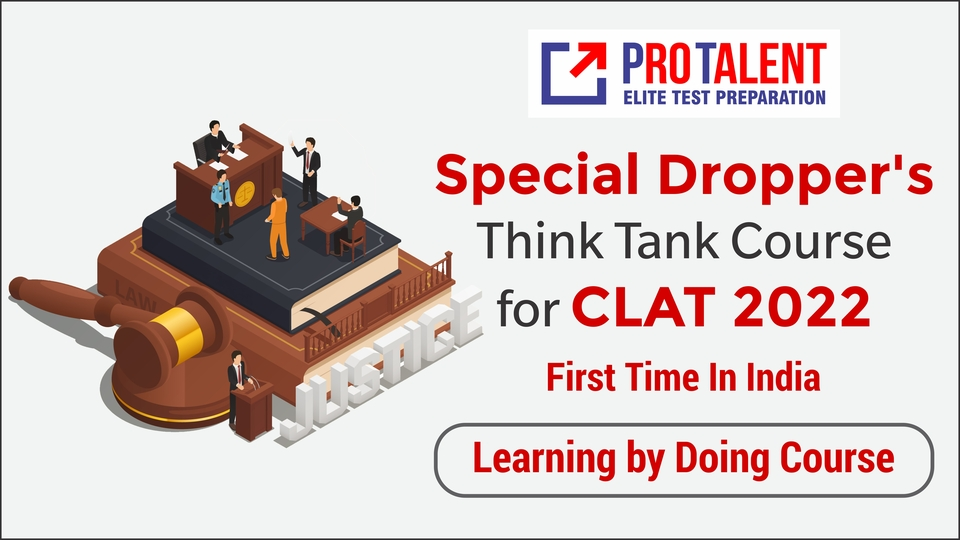 Think Tank Course for CLAT 2022