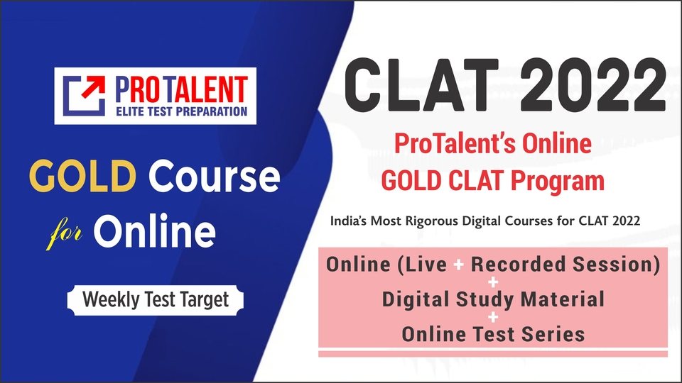 CLAT 2022 Gold Course