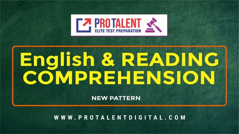 Reading Comprehension & English Usage for CLAT