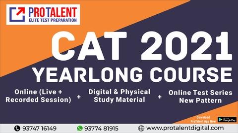 CAT 2021 Year Long