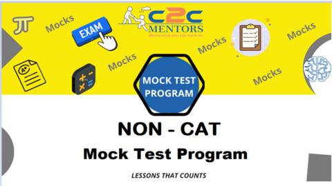 NON-CAT MOCKS