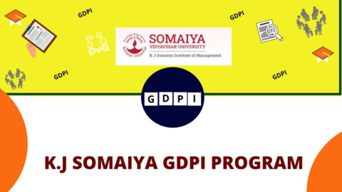 KJ SOMAIYA CD GD PI