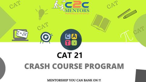 CAT 2021 CRASH COURSE