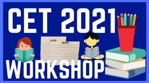 CET 2021 WORKSHOP