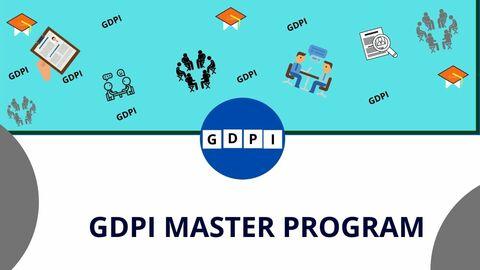 GDPI MASTER PROGRAM