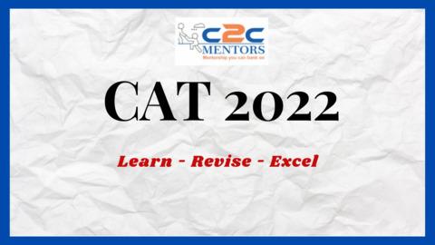 CAT 2022 PROGRAM