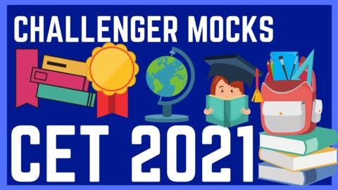 CET CHALLENGER MOCKS